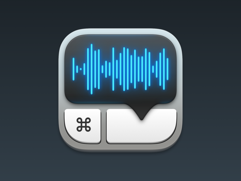 SpeakLine – Mac App Icon for Big Sur app icon big sur mac icon icon redesign private sketch.app
