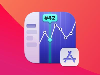 Keewordz App Icon logo mac icon apple icon work sketch.app