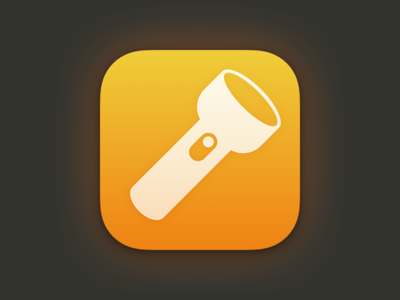 MyLight FREE – iOS App Icon sketch.app private light iphone icon icon fingercoding apple