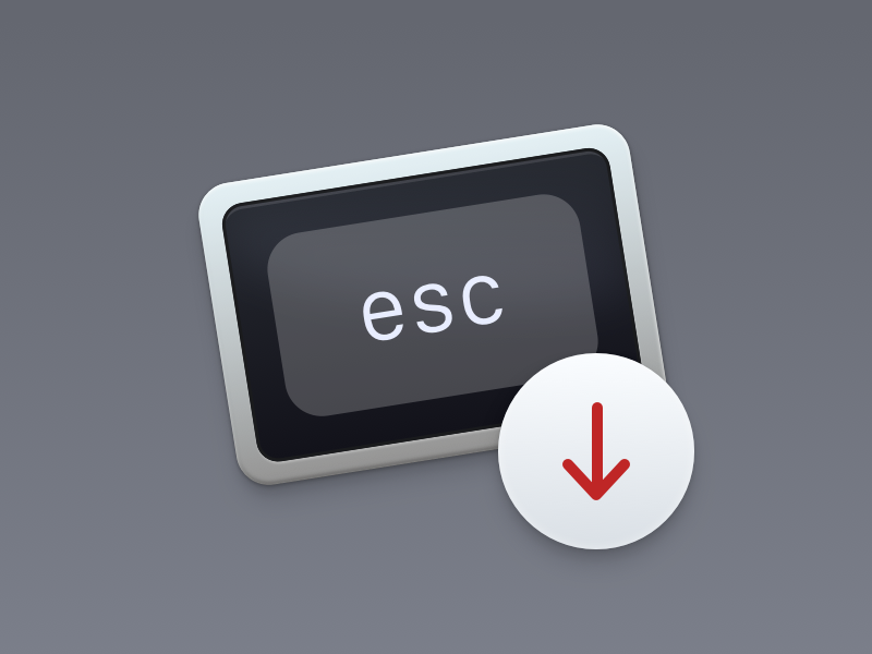 Touch Bar Preview for macOS opensource touch bar apple mac icon sketch.app private work