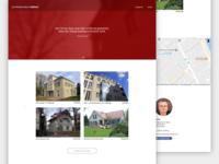 Architecture Office Käßner Website