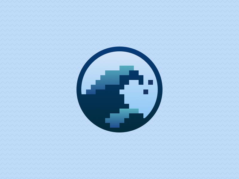 pxlwaves lab logo logo sketch.app work