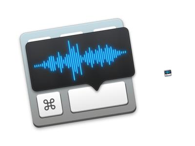 SpeakLine Mac App Icon macos mac icon icon redesign private work sketch.app