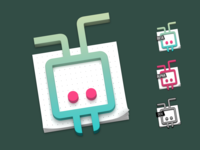 Diagrams for macOS App Icon