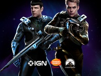Star Trek Interactive Game Artwork