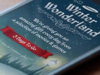 Samsung Winter Wonderland Android App