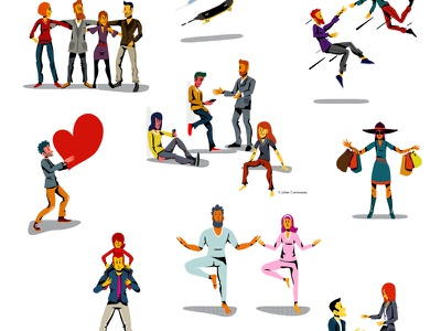 illustration design vectoriel character design characterdesign vector illustration art illustrator illustration illustrateur
