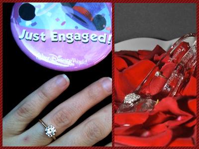 i am... engagement disney love of my life