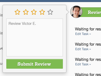 Rate & Review rating rate review feedback