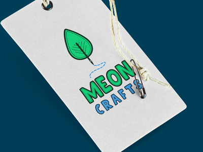 MEON Crafts Rebrand