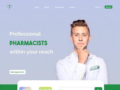 Greenleaf Pharma. ui