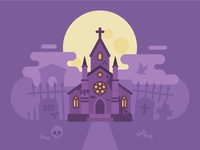 Ghost chapel
