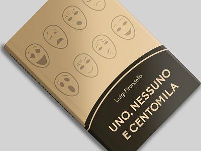 Uno, nessuno e Centomila (One, No one and One Hundred Thousand) editorial illustration design italian literature collection covers cover books book pirandello luigi