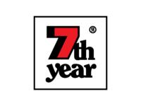 7th Year Brewery Logo