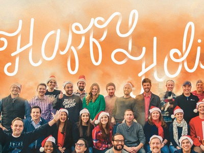 Happy Holidays from GoSpotCheck 2015
