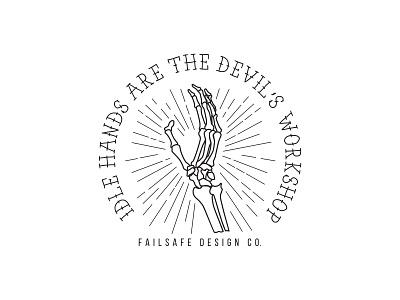 Devil's Workshop T-Shirt t-shirt t-shirt design