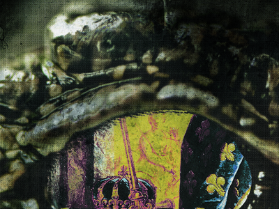 Music Branding - Poster comp 2 music branding poster animal alligator eye print