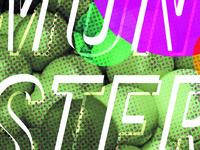 TMT - Ball Pit Poster
