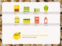 Packaging System Design - Bio Folk