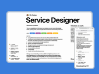 Personal Site - Type & Type
