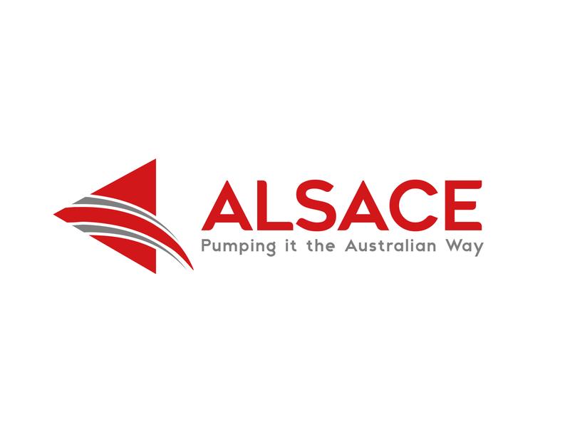Alsace Logo brand agency branding design design logodesigns companylogo logodesign graphicdesign illustration minimal branding