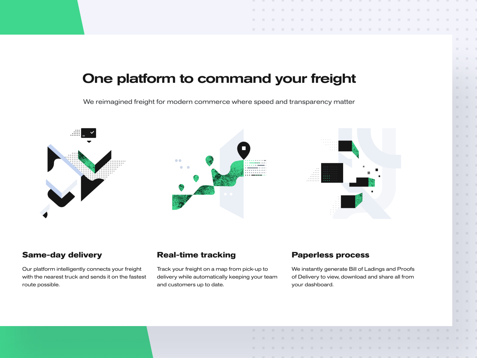 Command Your Freight