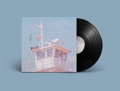 Breezy Single Out Now! sample beats photoshop procreate painting nautica illustration hip hop lofi artwork album vinyl music