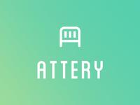 Attery Logo