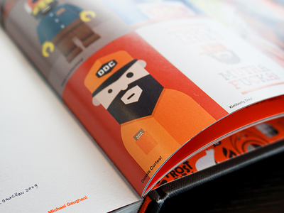 I'm In Draplin's New Book!