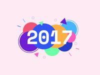 My 2017 🎉