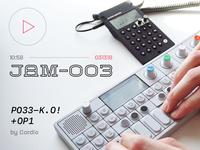 JAM-003 by Cordio