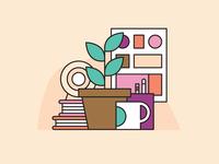 Skillshare Desk Items