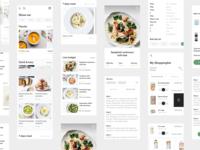 Allergy food app