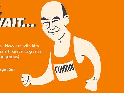 Promoting Fun Run  running fun run