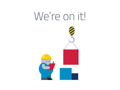 Website Is Down maintenance repair under construction 404 website down