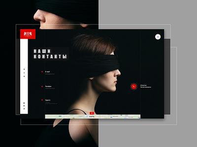 Wedding 5 service design ux minimal black white clear site typography interface web ui