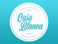 Rejected Casa Blanca Logo