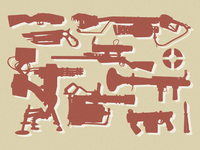 Tf2 weapons full