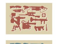Tf2 weapons both