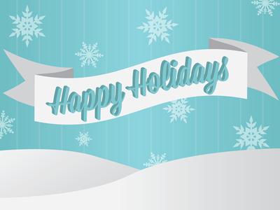 Tecra Holiday Card 2012