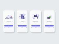 ProVilla Cleaner App On-Boarding