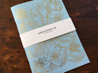 Greenwich Fairfield property guide cover illustration