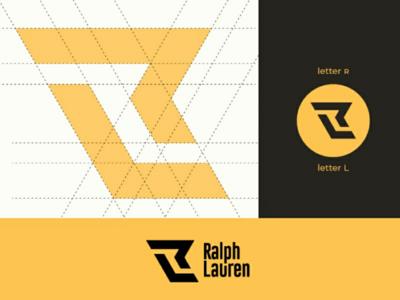 RalphLauren Logo Grid