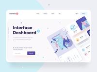 Interface Dashboard Builder - Hero Banner