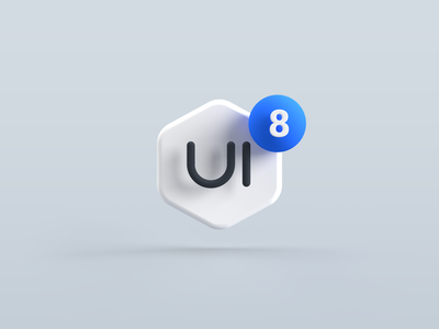 UI8 3D Icon for Mac OS Big Sur application apple icon app icon 3d illustration illustration icon design render wallpaper ui icon design mac os icon user interface ui icon design 3d design big sur mac os 3d icon 3d ui8