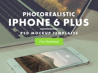 05 iphone 6 plus psd mockup tranmautritam