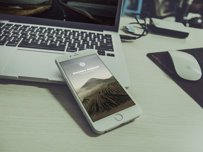 FREE Photorealistic iPhone 6 Plus PSD Mockup Templates free freebies smartphone psd psd mockup mockups mock-up iphone 6 iphone 6 mockup free psd mockup free iphone 6 mokcup download