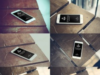 Preview iphone6 mockups