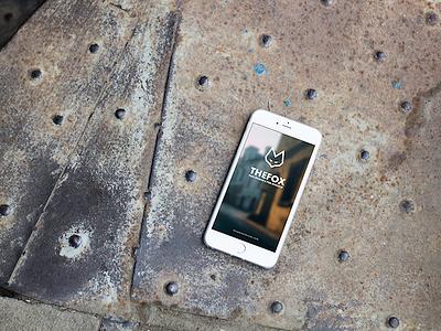 8 Free TheFox iPhone 6 PSD Mock-Ups Template thefox tranmautritam template phone smart psd iphone psd mockup mock-ups freebies free download