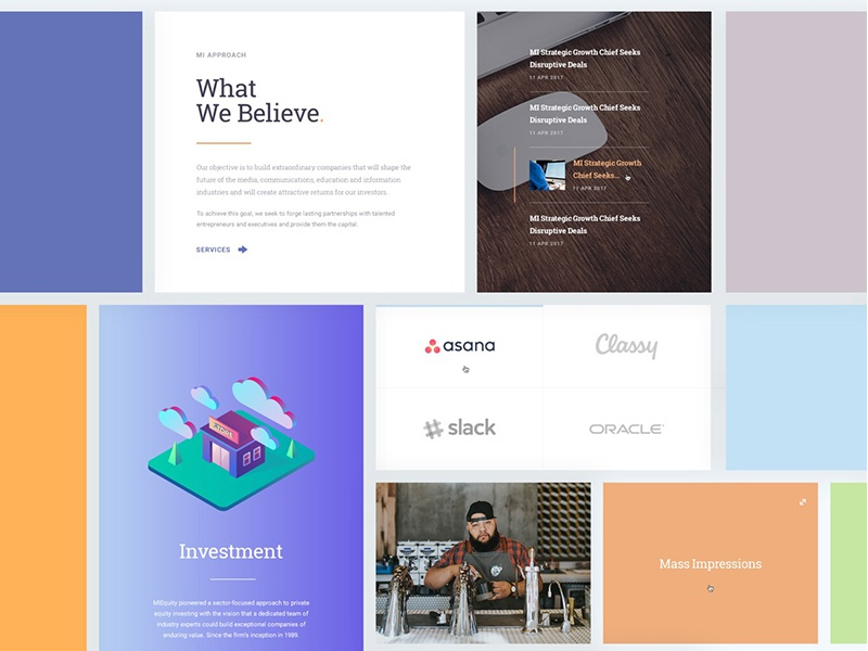 MIEQUITY - PSD (Free Download) equity investment business psd template freebie free psd free download free psd template business psd investment psd